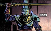 Comic The Penitent One 01
