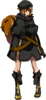 Makoto Nanaya (Story Mode Artwork, Normal, Coat)