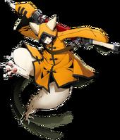 Jūbei (BlazBlue Cross Tag Battle, Character Select Artwork)