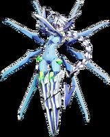 Nu-13 (Centralfiction, Character Select Artwork)