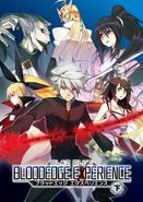 BlazBlue Bloodedge Experience Part 2 (Colored illustration, 1)
