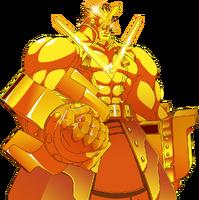 Golden Tager (Story Mode Artwork, Normal)
