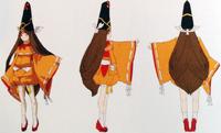 Homura Amanohokosaka (Concept Artwork, 1)