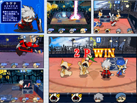 BlayzBloo Super Melee Brawlers Battle Royale (Screenshot, 1)
