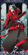 BlazBlue Continuum Shift Material Collection (Illustration, 84)