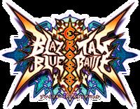BlazBlue Cross Tag Battle (Logo)