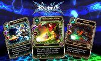 BlazBlue Battle Cards (Cards, 1)