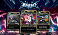 BlazBlue Battle Cards (Cards, 4)