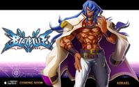 BlazBlue Battle Cards (Announcement of Azrael)