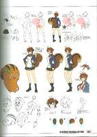 Makoto Nanaya (Concept Artwork, 7)