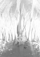 BlazBlue Phase Shift 1 (Black and white illustration, 10)