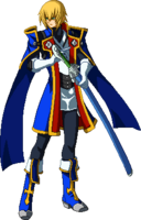 Jin Kisaragi (Sprite)