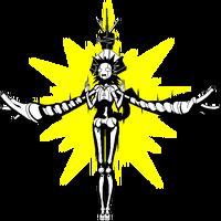 Minerva (Sprite, electrocuted)