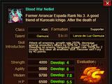 Blood War Nelliel