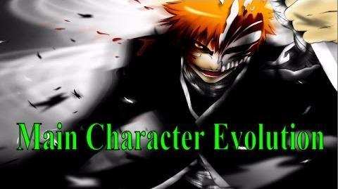 Bleach Online Main Character Evolution