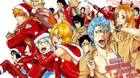 Bleach Online Christmas Events+Senjumaru Shutara Released