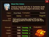 Blood War Grimmjow