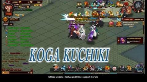 Bleach Online Koga Kuchiki