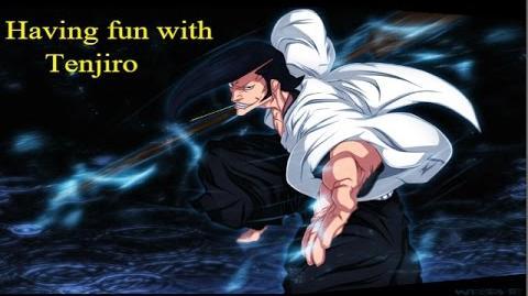 Bleach online Tenjiro the Assassin!