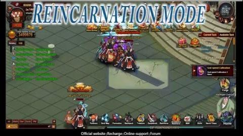 Bleach Online Reincarnation Mode