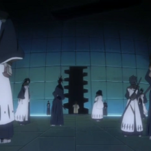 Inaba greets his Reigai army.png