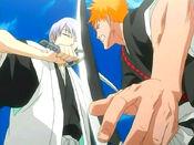 Ichigo vs Ichimaru