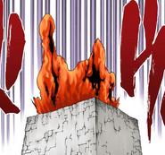 Lava Gremmy erupção
