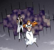 Orihime y Sado llegan a la Wandereich
