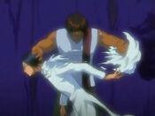 Chad salva a Ishida en el dangai