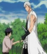 Kensei y hisagi
