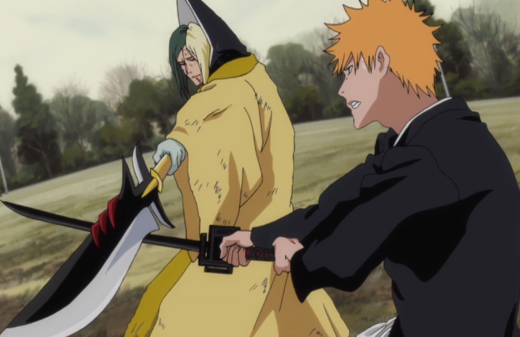 The Depowered Ichigo & The Lost Mod Soul