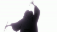 Uryu compares Inaba to Mayuri