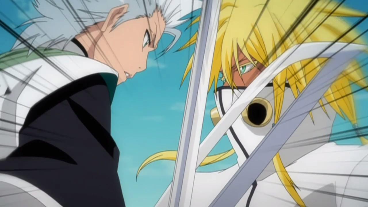 Tōshirō Hitsugaya vs. Tier Harribel