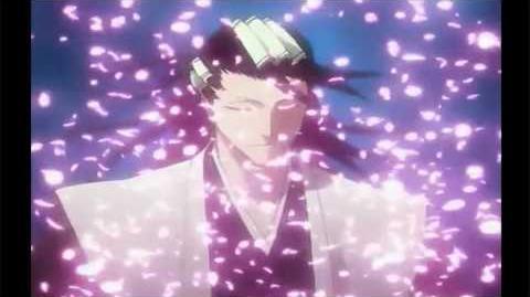 Byakuya VS Ichigo Full Fight HD