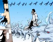 Jauría de Lobos manga