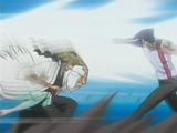 Yasutora Sado vs. Syunsui Kyōraku