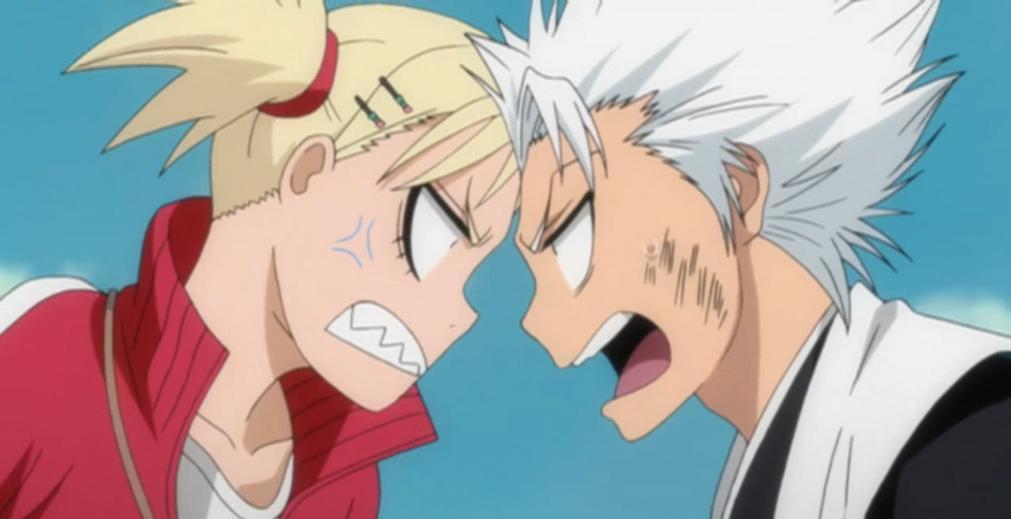 Hisagi y Tōsen, el momento de partir