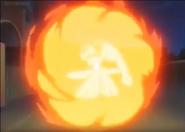 Volcanica flames