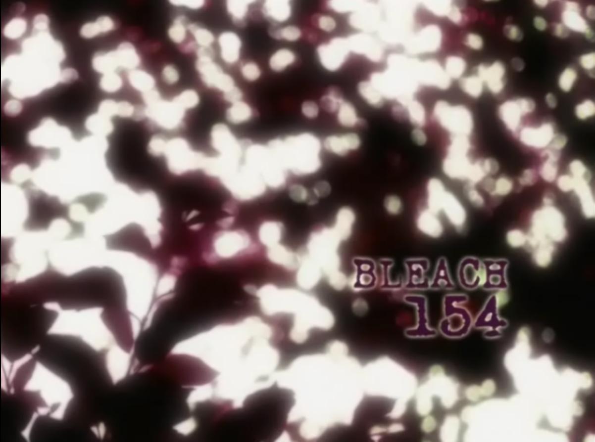 Rukia y Kaien, el doloroso encuentro