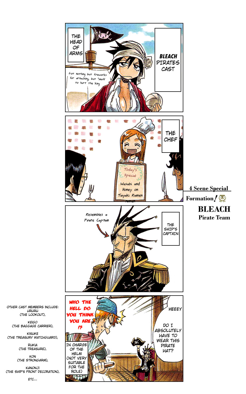Equipo Pirata de Bleach