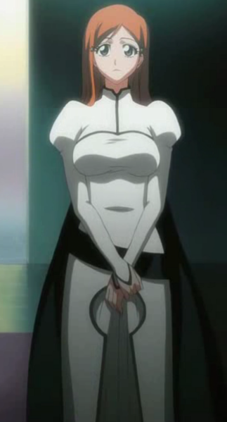 Lord Ulquiorra/Slip into my barrier