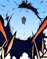 370Baraggan disintegrates