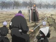 O54 Ichigo staje na drodze Isane, Marechiyo i Chojiro