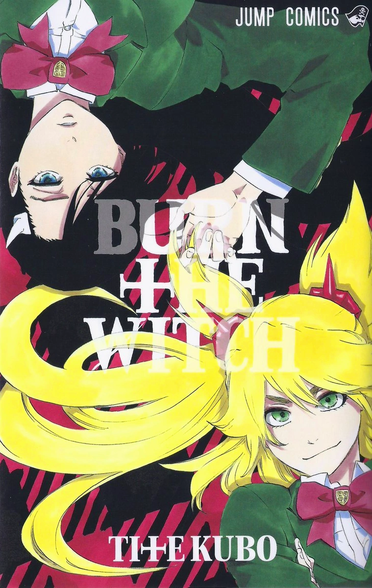 BURN THE WITCH (one-shot)