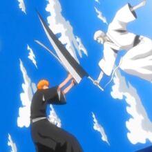Ichigo vs Hollow Ichigo o Zangetsu.JPG