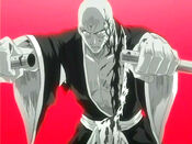 Ikkaku es derrotado por Ichigo
