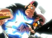 Ichigo rompe las hachas de Jidanbou