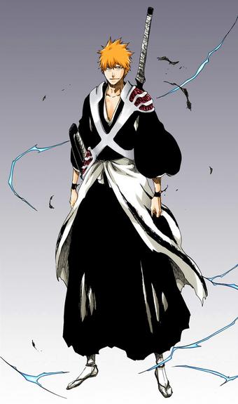 Ichigo Kurosaki Bleach Wiki Fandom