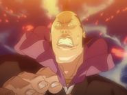 O54 Marechiyo zszokowany siłą uwolnionego Sokyoku