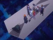 Urahara se disculpa ante Ichigo